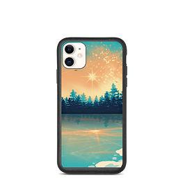 "iPhone case ""Winter Reflection "" by Saddielynn"