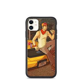 """iPhone case """"Sandwich Break"""" by Lizkay"""