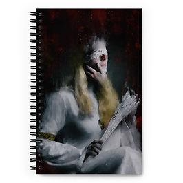 """Notebook """"Demeter"""" by Dark-indigo"""