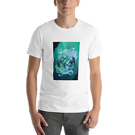 """T-Shirt """"Drown"""" by Astralseed"""