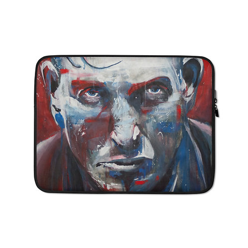 """Laptop sleeve """"Stanley"""" by MikeOncley"""