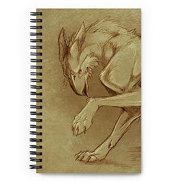"Notebook ""Beastiarium Urbanum"" by Lizkay"