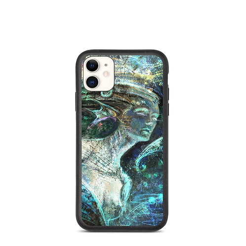 "iPhone case ""Sea Spiritual"" by Solar-sea"