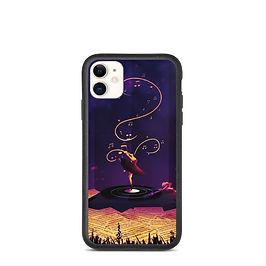 "iPhone case ""Twilight Ballet"" by Saddielynn"