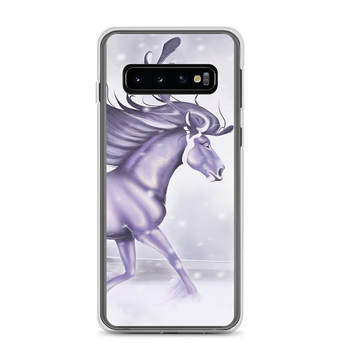 """Samsung Case """"Arctic Ghost"""" by Astralseed"""
