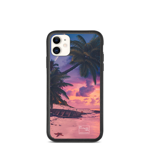 """iPhone case """"The Starfish Beach"""" by Elysekh"""