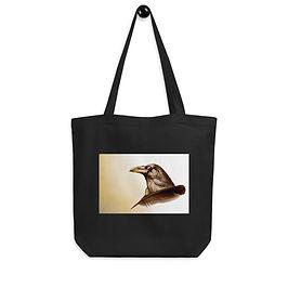 "Tote bag ""Craw-ha"" by ""Culpeo-Fox"""