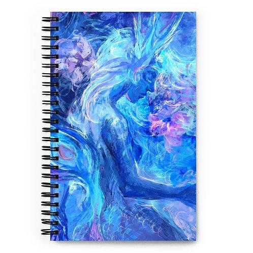 """Notebook """"Mermaids Wintertale"""" by Solar-sea"""