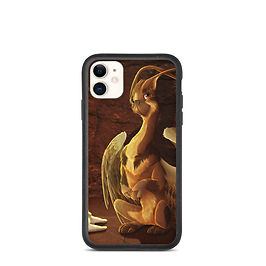 """iPhone case """"Message for You"""" by Lizkay"""