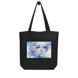 """Tote bag """"December"""" by """"Escume"""""""