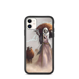 """iPhone case """"Android Dreams"""" by Hymnodi"""