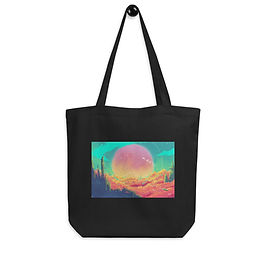 """Tote bag """"After Life"""" by Ashnoalice"""