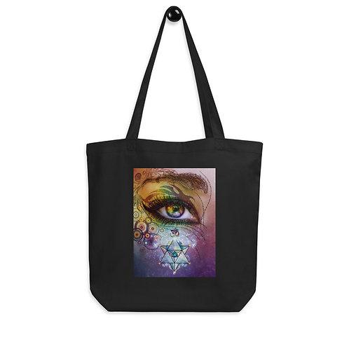 "Tote bag ""Rainbow Eye"" by ""Lilyas"""