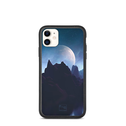 """iPhone case """"The Cosmic Silence"""" by Elysekh"""