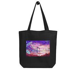 "Tote bag ""Lost in Memories"" by Ashnoalice"