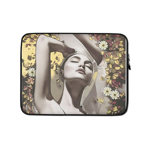 """Laptop sleeve """"Glide"""" by Escume"""