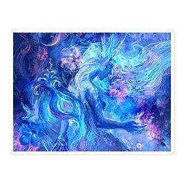 """Stickers """"Mermaids Wintertale"""" by Solar-sea"""