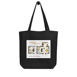 """Tote bag """"Little House on the Prairie"""" by """"NikNeuk"""""""