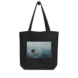 "Tote bag ""Death Stranding"" by Dark-indigo"