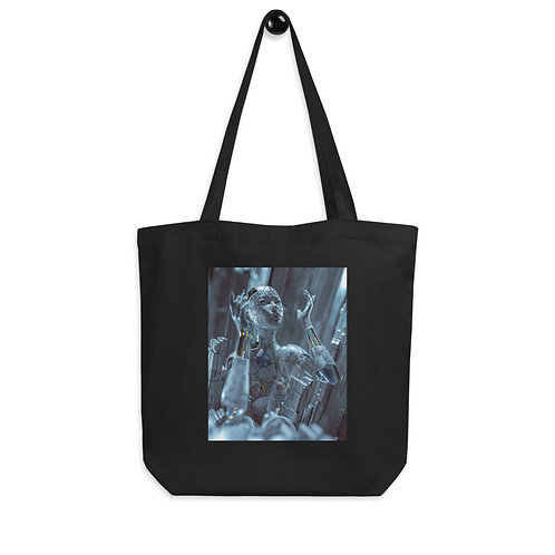"""Tote bag """"Fragments"""" by """"thebakaarts"""""""