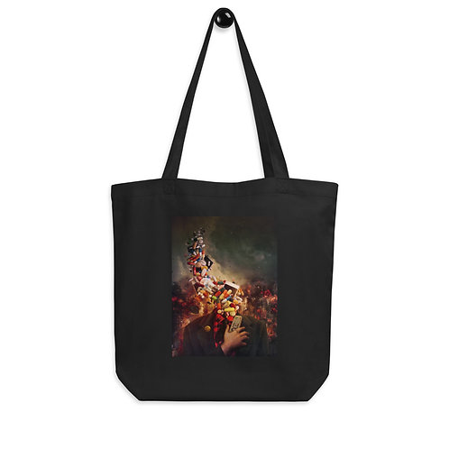 """Tote bag """"Comfortably Numb"""" by """"Aegis-Illustration"""""""