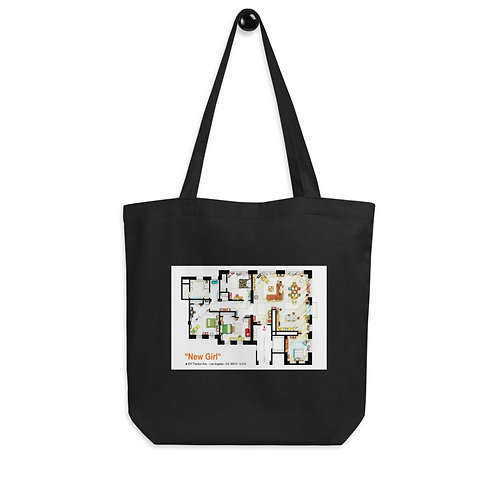 """Tote bag """"New Girl"""" by """"NikNeuk"""""""