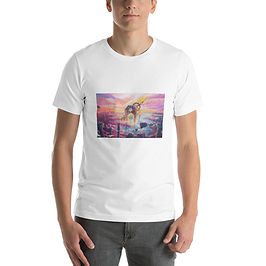 "T-Shirt ""The Gate of Resurrection"" by Ashnoalice"