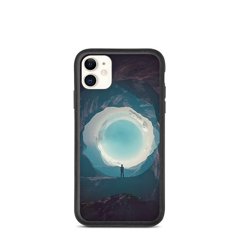 """iPhone case """"Falling"""" by Hotamr"""