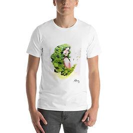 "T-Shirt ""Greens"" by Bikangarts"