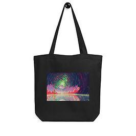"Tote bag ""Rewrite the Sky"" by Ashnoalice"