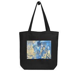 "Tote bag ""Megapolis Desert"" by Solar-sea"