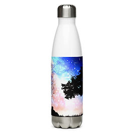 """Water Bottle """"Orion's Call"""" by Saddielynn"""