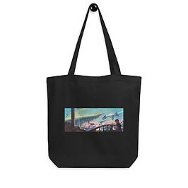 """Tote bag """"Sea of Clouds"""" by Ashnoalice"""