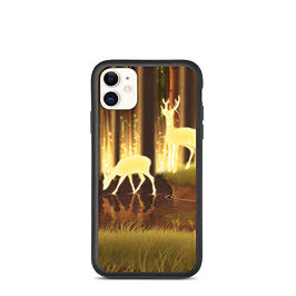 """iPhone case """"Majestic"""" by Lizkay"""