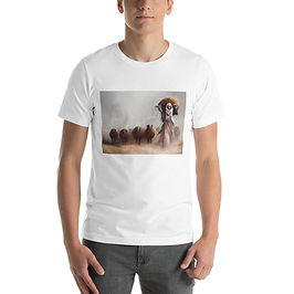 """T-Shirt """"Android Dreams"""" by Hymnodi"""