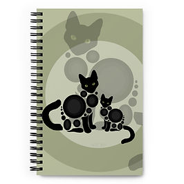 """Notebook """"Meow"""" by Astralseed"""