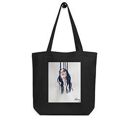"Tote bag ""Overflow"" by Bikangarts"
