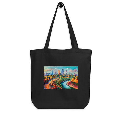 "Tote bag ""Calgary Horizon"" by ""LauraZee"""