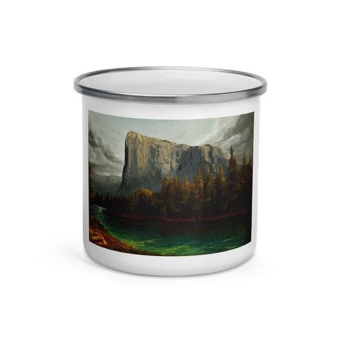 "Enamel Mug ""El Capitan 2"" by ""chateaugrief"""
