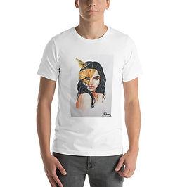 """T-Shirt """"A Beautiful Beast"""" by Bikangarts"""