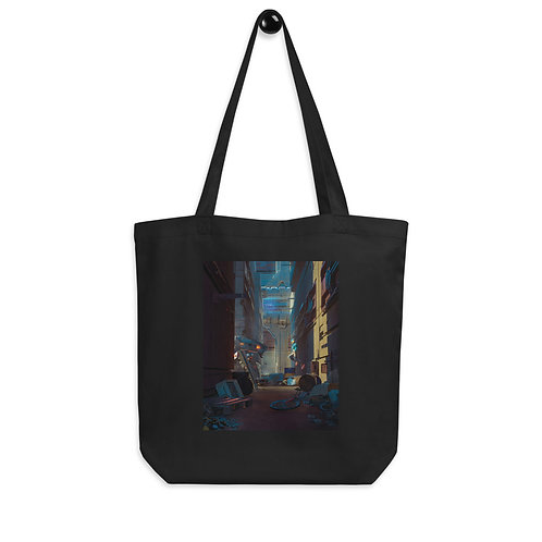 """Tote bag """"Clash"""" by """"thebakaarts"""""""