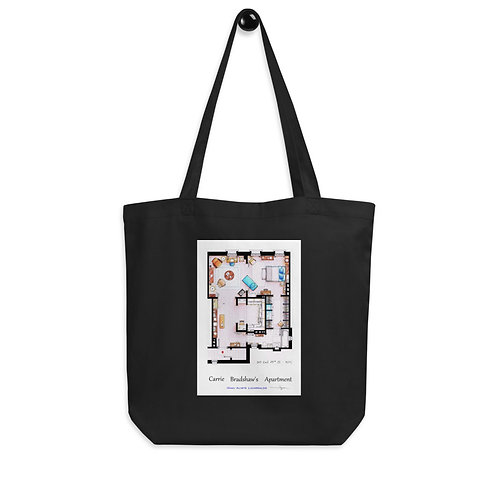 """Tote bag """"Carrie Bradshaw"""" by """"NikNeuk"""""""