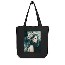 """Tote bag """"Guise"""" by """"Escume"""""""