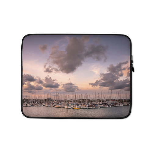 """Laptop sleeve """"4"""" by Schelly"""