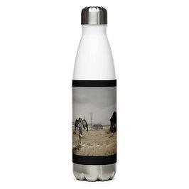 """Water Bottle """"Angels"""" by Dark-indigo"""