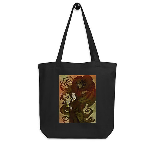 """Tote bag """"Jekyll and Hyde"""" by """"AbigailLarson"""""""