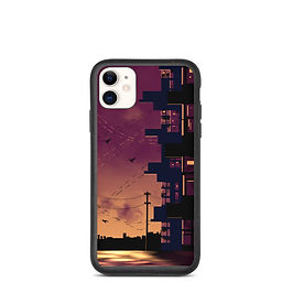 """iPhone case """"On My Own Now"""" by Saddielynn"""