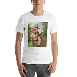 "T-Shirt ""Park Ranger Chen"" by Pigliicorn"