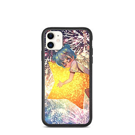 """iPhone case """"Star Girl"""" by Pigliicorn"""