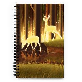 """Notebook """"Majestic"""" by Lizkay"""